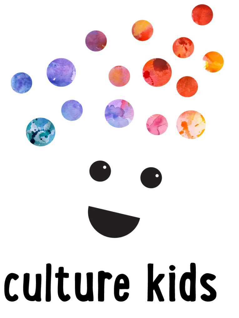 Culture Kids Logo revision 2